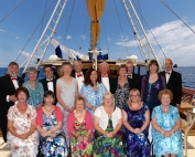 Wirral Musical Society to a maritime backdrop