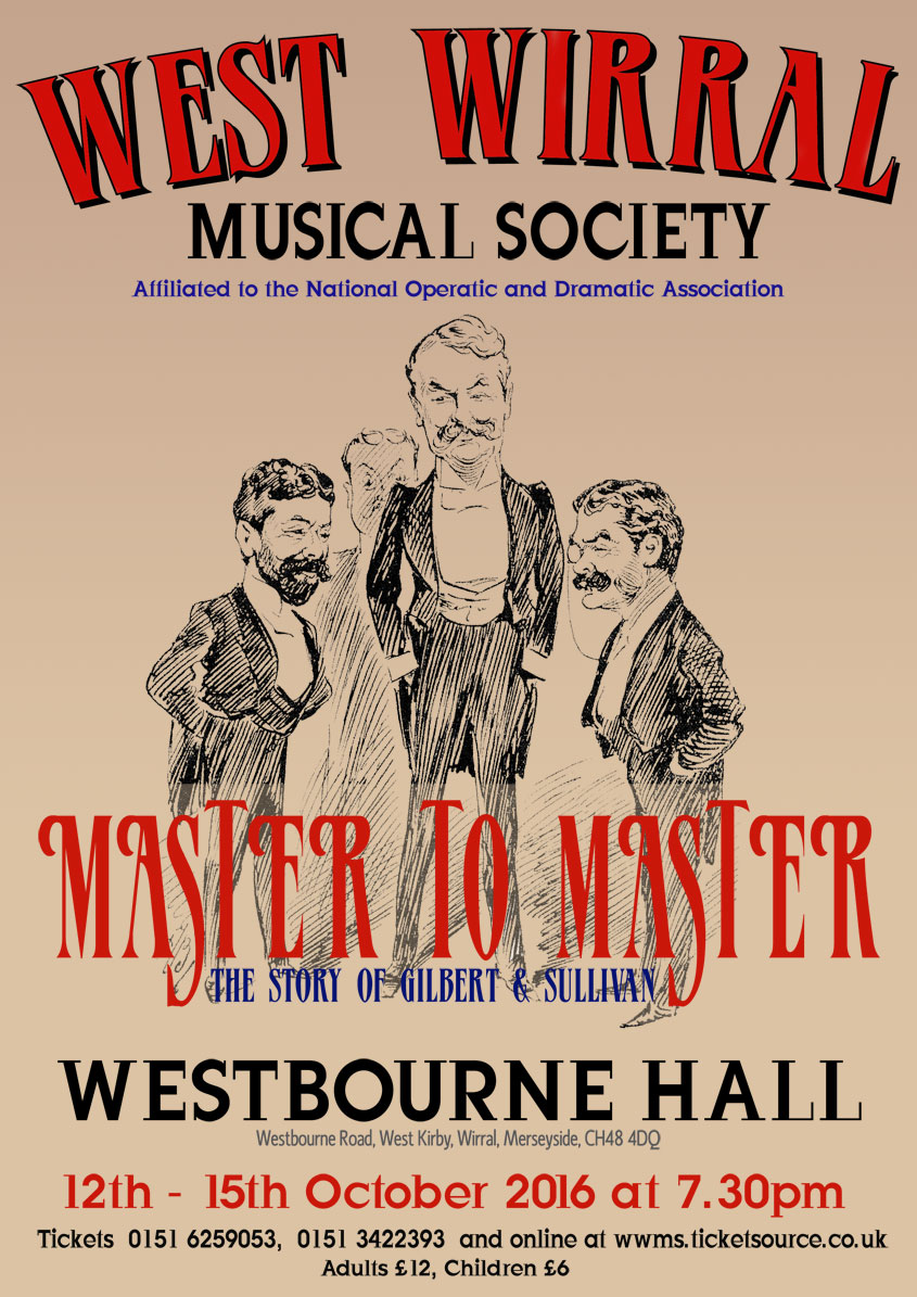 Poster for Master to Master